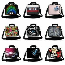 """10"""" 10.1"""" Color Laptop Soft Shoulder Sleeve Case Bag For Apple iPad with Cover"""