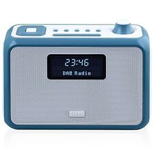 August MB400 - DAB/DAB+ Radio with NFC Bluetooth Wireless Speaker, Alarm Cloc...