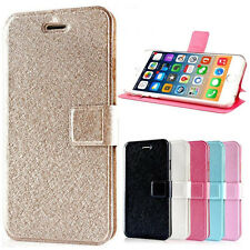 New Card Holder Flip Case Cover Skin For Apple iPhone Samsung Galaxy Note 20f