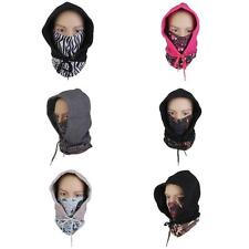 Outdoor Sport Ski Cycling Balaclava Full Face Mask Neck Warmer Hood Headwear