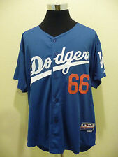 Yasiel Puig #66 Los Angeles Dodgers NWT Stitched MLB Men's Size 52 (XL) Jersey