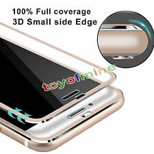 Full Covered Curved Alloy Tempered Glass Screen Protector for iPhone 6 6s