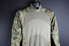 EUC GI Genuine Issue Massif Multicam OCP Army Combat Shirt Flame Resistant