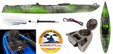 Wilderness Systems Pungo 120 Kayak - Paddle Package - Sonar