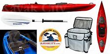 Wilderness Systems Pungo 120 Kayak - Recreation Package - Red