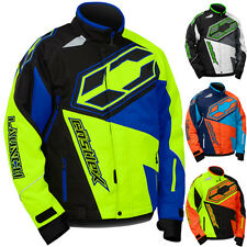 Castle X Launch SE G4 Mens Snowmobile Winter Snow Skiing Sled Coat Jacket