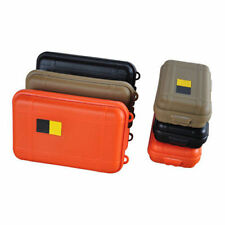 Sealed Box  Against Pressure  Waterproof Box EDC Shockproof Tool  Outdoor Small