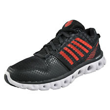 K Swiss X Lite Comfort Mens Memory Foam Running Shoes Fitness Gym Trainers Black