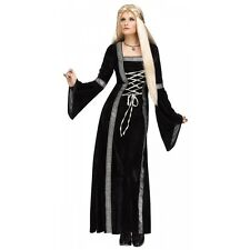 Medieval Costume Adult Renaissance Maiden Halloween Fancy Dress