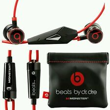 iBeats By Dr. Dre In Ear Headphones White & Black ** Retail Packaging**
