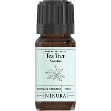 10ml, 50ml, 100ml TEA TREE ESSENTIAL OIL - 100% Pure and Natural (Aromatherapy)