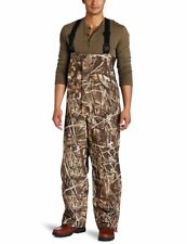 $240 Columbia Winter Omni-Heat Bib Overalls Waterproof Hunting Fishing pants M