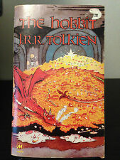JRR Tolkien - The Hobbit Canadian Paperback 1977 Magnum edition