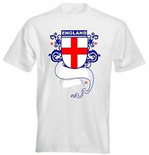 Enlgand Sport Football Rugby Cricket Basketball Team GB Game Race Men T shirt