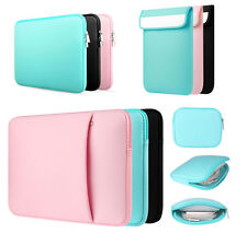 """11""""13""""14""""15""""15.6"""" Neoprene Laptop Case Pouch Computer Protect Bag For Macbook HP"""
