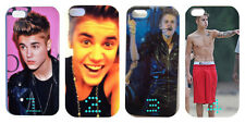 Sexy Justin Bieber back cover hard plastic case for iPhone 5/5s/SE