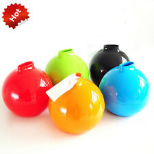 Round Bomb ABS Tissue Box Holder Paper Pot Dispenser Home Toilet Car Restaurant