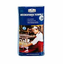 Member's Mark Microfiber Towels Clean And Shine 36 Count Choose Your Color