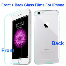 Tempered Glass Screen Protector For iPhone 5/5S/5C/SE/6/6S/6Plus/6S Plus/4/4S
