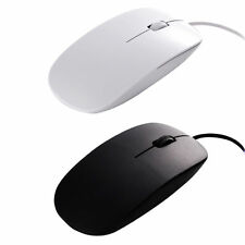 Wired USB Optical Mouse Mini Ultra Slim Mice For PC Laptop Computer Notebook