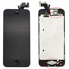OEM LCD Display Touch Digitizer Screen Assembly+Home Button for iPhone 5S US