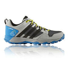 Adidas Kanadia 7 TR Mens Grey Gore Tex Waterproof Trail Running Sports Shoes