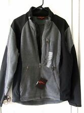 Hawke & Co Thermo Fleece Zip Jacket Medium & Large NWT