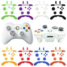 XBOX 360 Controller ABXY LT/RT Triggers LB/RB Bumper Thumb Sticks Buttons D-Pad
