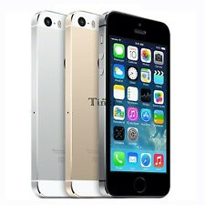 "Apple iPhone 5S- 16GB 32GB GSM ""Factory Unlocked"" Smartphone Gold TXWD"