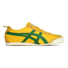 ASICS Onitsuka Tiger Mexico 66 Mens Shoes Yellow/Green