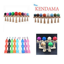 Kid Game Kendama Ball Japan Casual Traditional Wood Balance Skill Toy 32 Style V