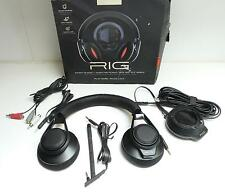 Plantronics RIG Stereo Headset & Mixer for PC/Mac, Xbox360, PS3 PS4 - FAULTY