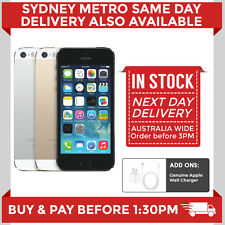 Apple iPhone 5S A1530 16GB 32GB 64GB 4G Unlocked NEW CONDITION 12 Month Warranty