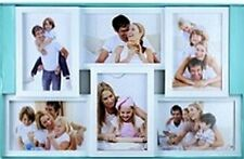 Collage Photo Frame Multi Picture White Home Office Wall Decor