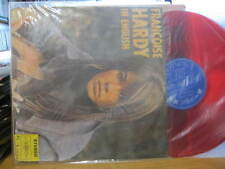 """FRANCOISE HARDY IN ENGLISH RED COLOURED VINYL LP 12"""" RECORD TIAWAN"""