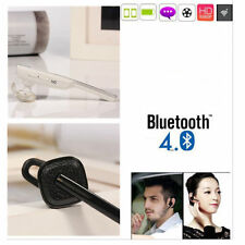 Bluetooth Wireless Headset 4.0 Stereo Headphone Handsfree for iPhone Samsung LG