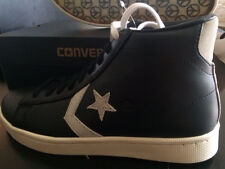 NEW Converse Chuck Taylor AllStar 146737C Leather Mens shoes skate black/white