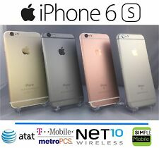 Apple iPhone 6S GSM Factory Unlocked 16GB 64GB 128GB Choice of Colors!