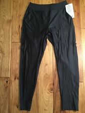 Lululemon Shine Trouser Pant Shiny Version Of Luon GRAY DCO NWT RARE FIND