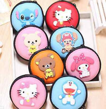 Cartoon HelloKitty Silicone Hand Holding waterproof coin bag LMF9657