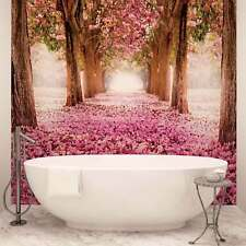 WALL MURAL PHOTO WALLPAPER XXL Flowers Cherry Blossoms Forest Nature (851WS)