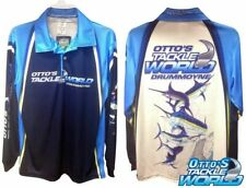 Otto's Tackle World Long Sleeve Fishing Shirt (All Sizes) BRAND NEW at Ottos