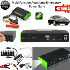 68800mAh Car Jump Starter Emergency Charger Booster Power Bank Battery SOS