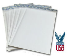 """Size #1 - 7.25""""x11"""" Kraft White Bubble Mailers (SHIPS TODAY)"""