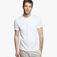 New James Perse Crew Neck T Shirt - White
