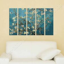 POSTER or STICKER +GIFT Decals Vinyl Almond Blossom Vincent Van Gogh Painting
