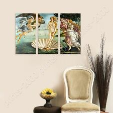 POSTER or STICKER +GIFT Decals Vinyl The Birth Of Venus Sandro Botticelli