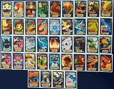 Lego Ninjago - Trading Cards - Action Cards - Select from #101 - #140