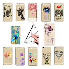 Ultra Thin Fashion Pattern Soft Phone Case For iPhone 7/7 plus Samsung