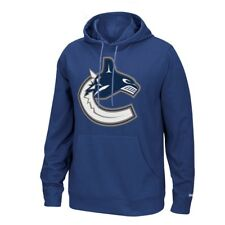 "Vancouver Canucks Reebok NHL Men's ""The Playbook"" Pullover Hooded Sweatshirt"